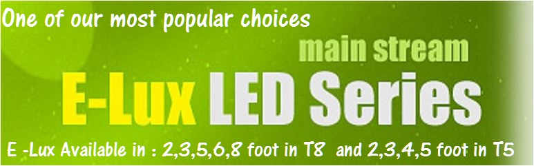 E-Lux LED Luxel Series Brand