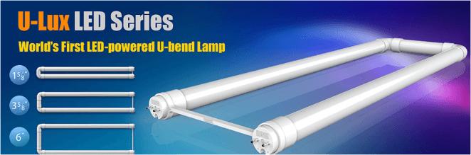 Luxul U Lux PlugNPlay Lightbulbs