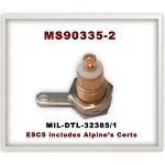 MS90335-2 Alpine Components  MIL-DTL-32385/1